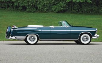 1955 Chrysler Imperial Convertible