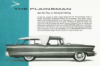 1956 Chrysler The Plainsman Wagon