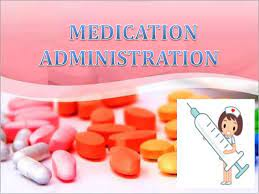 the medication administration procedures
