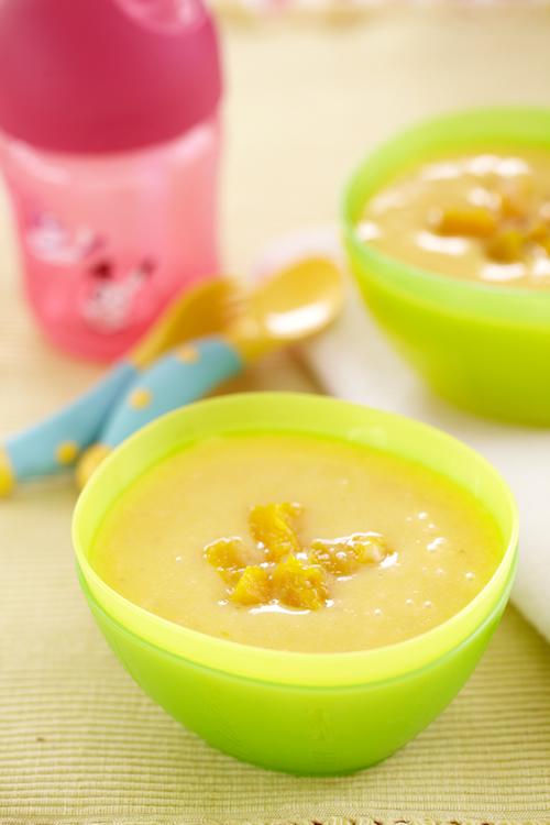 Pumpkin & Barley Porridge