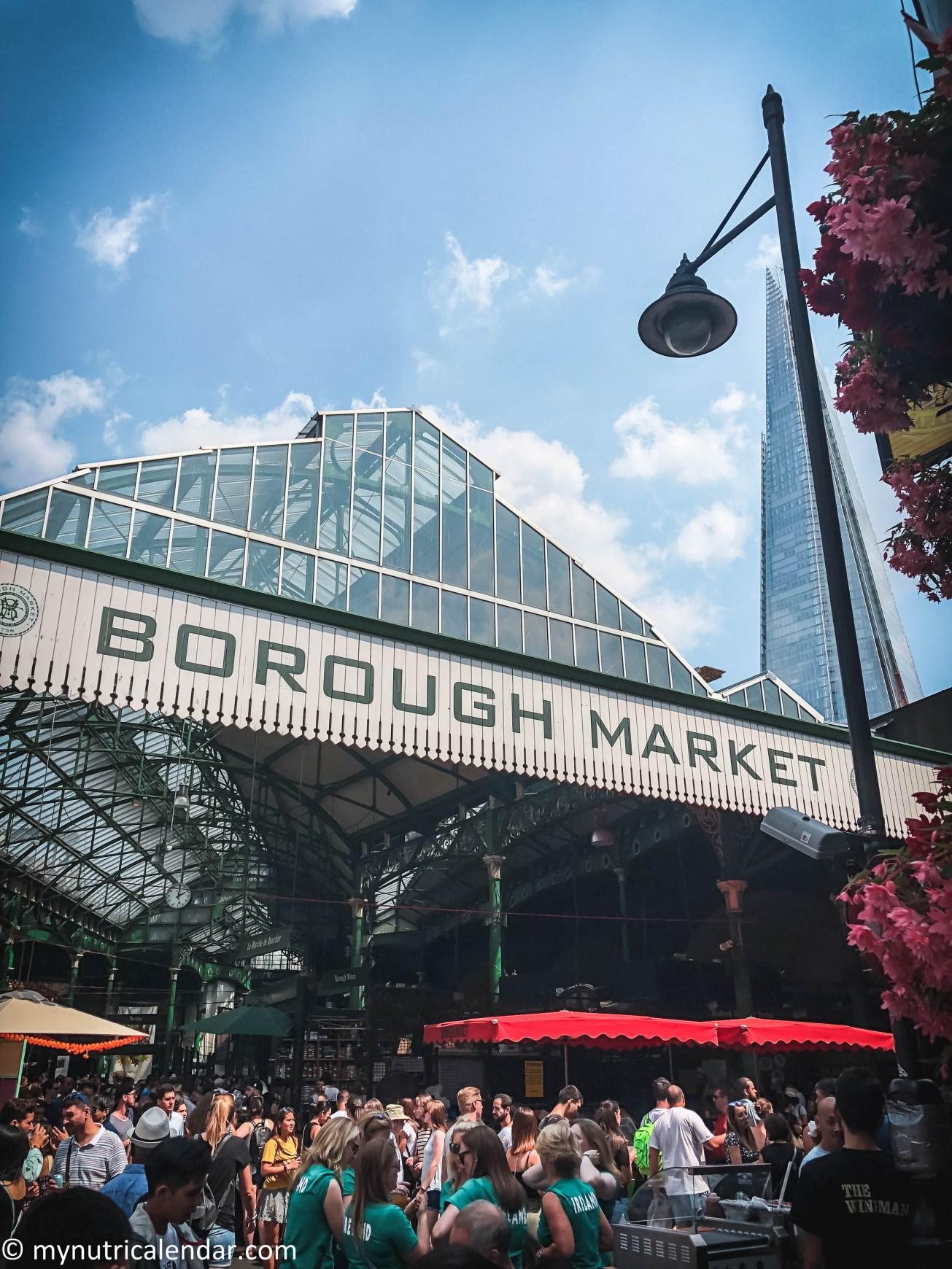 Borough Market London 1