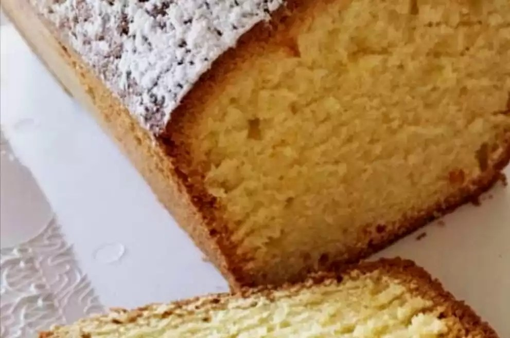plumcake all'olio evo