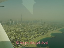 Dubai - Seawings flight