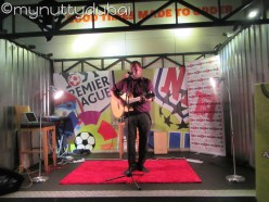 One of the acts - Lucas