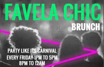 Favela Chic brunch