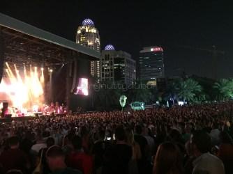 Fantastic crowd!