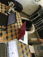 Hard-working girls :)