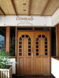 Conrad Hilton, Maldives