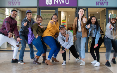 The NWU – the place to be