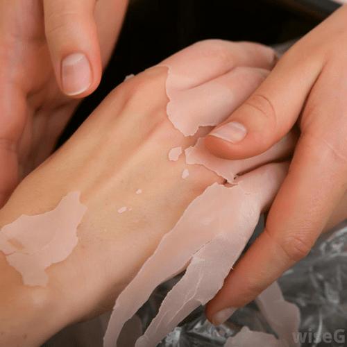 Calgary Paraffin Manicure