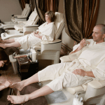 Calgary Spa | Couples Pedicure
