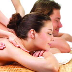 50 Minute Couples Massage