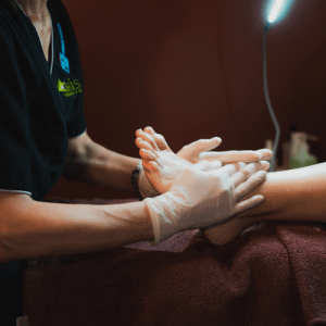 Spa Pedicure Calgary