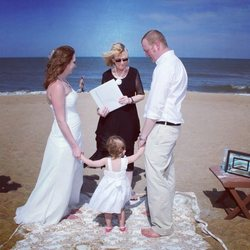 Kari-Chris-Outer-Banks-Wedding-Minister
