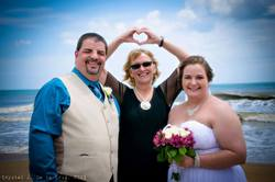 Kim-Paul-Outer-Banks-Wedding-Minister
