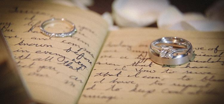 how to write your own vows