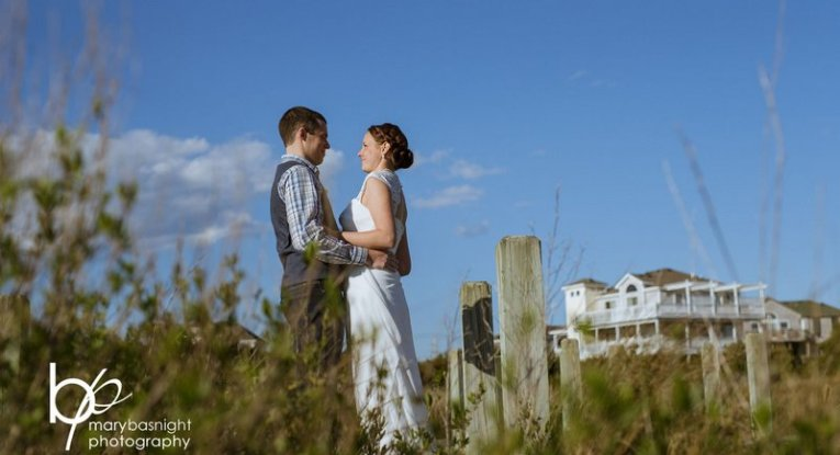 Elopement ceremonies on the Outer Banks