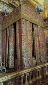 The King's private bedchambers