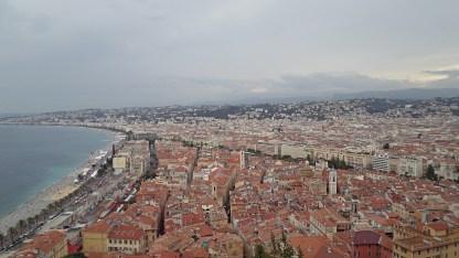 View of Nice
