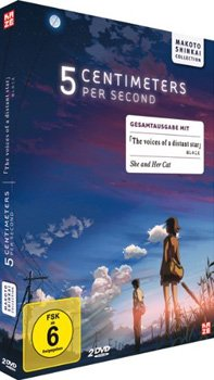 5 Centimeters per second - Jetzt bei amazon.de bestellen!