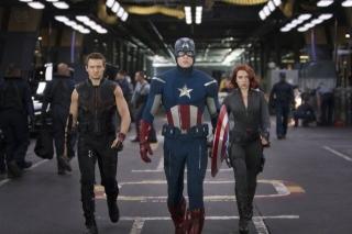 """""""Marvel's The Avengers""""  Ph: Zade Rosenthal    © 2011 MVLFFLLC.  TM & © 2011 Marvel.  All Rights Reserved."""