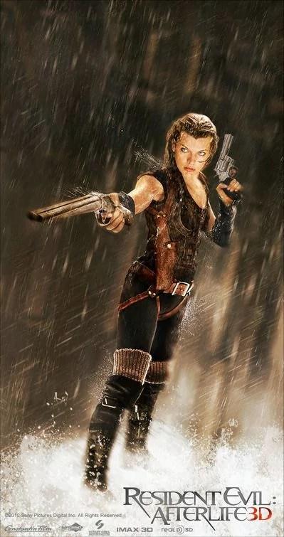 Resident Evil: Afterlife 3D 3