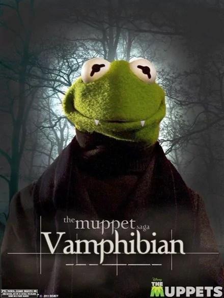 * * * Kraftvoll Auf Nach Hollywood ... * Muppet Movie ..