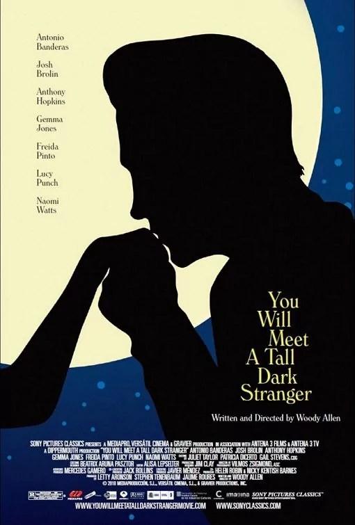 You Will Meet a Tall Dark Stranger 2