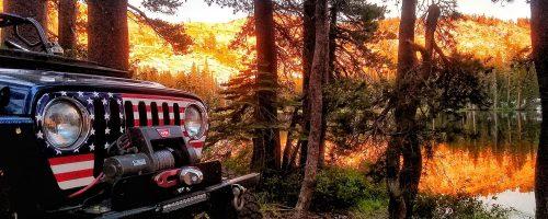 Barrett Lake 4×4 Trail Review