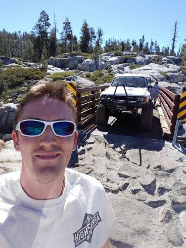 Barrett Lake 4x4 Jeep Trail