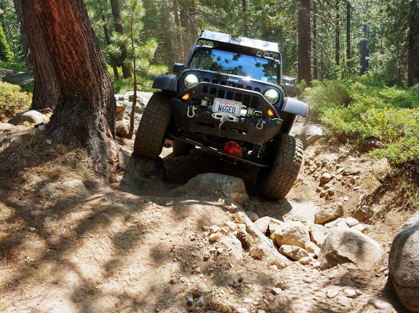 Deer Valley 4x4 Jeep Trail