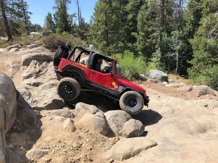Slick Rock 4x4 Trail