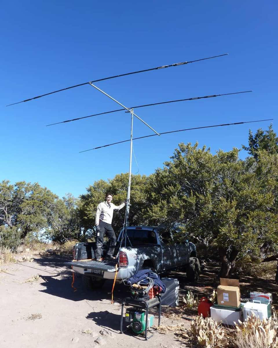 High Sierra 4x4 Podcast Episode 340: Off Road Communication Options