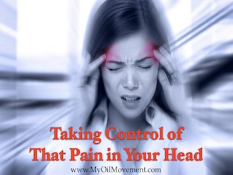 Relieving Head Pain Naturally
