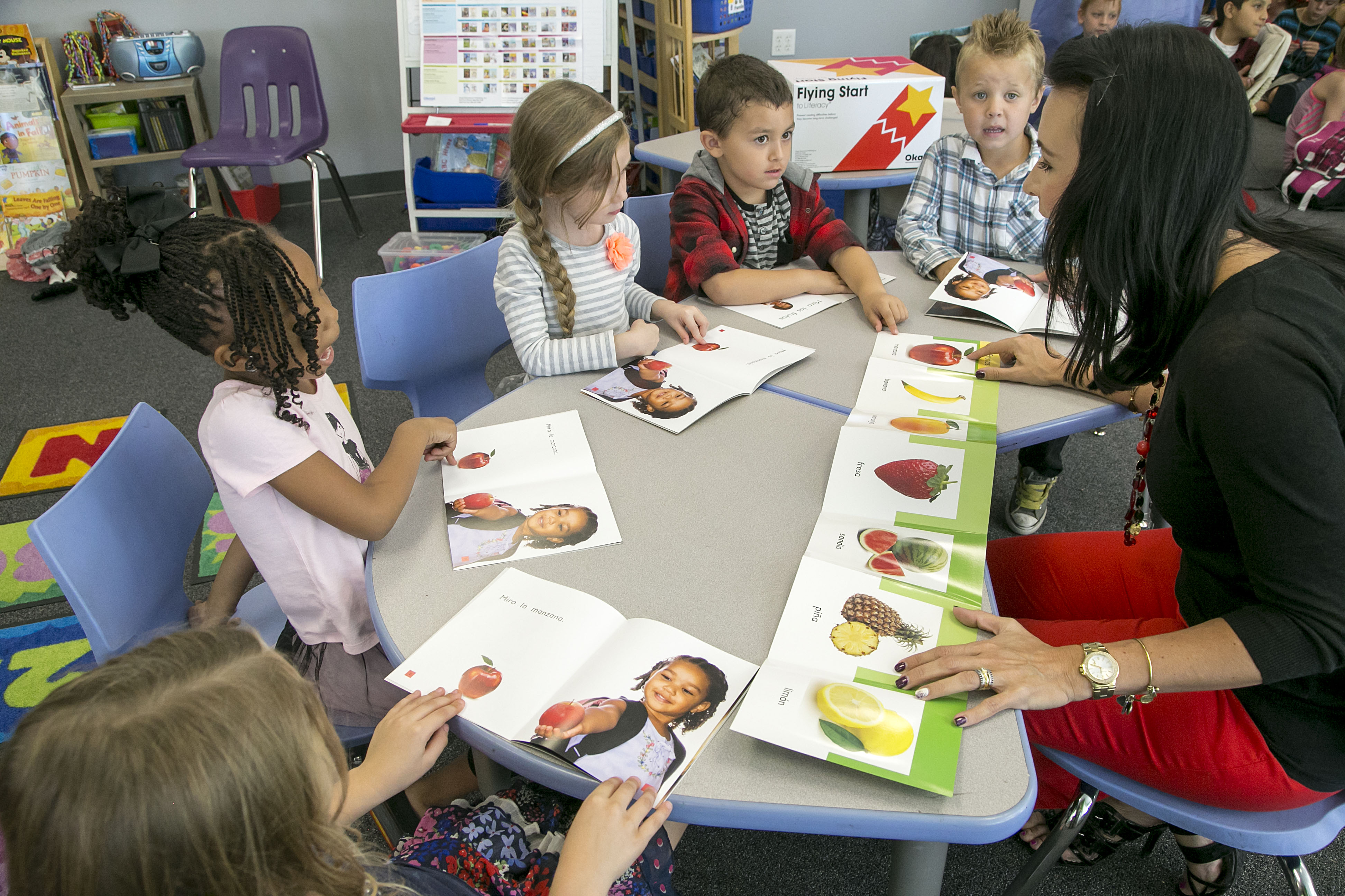 Guided Reading And Academic Vocabulary Words To Learn By