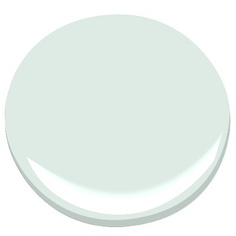 EWING BLUE IS ONE OF THE BENJAMIN MOORE WILLIAMSBURG COLORS...