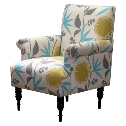Candace Arm Chair - Polly Aegean