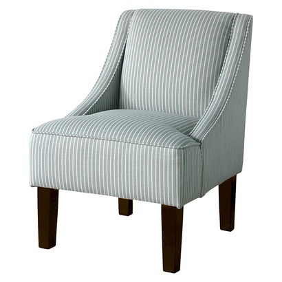 Hudson Swoop Chair - Marabelle Lake