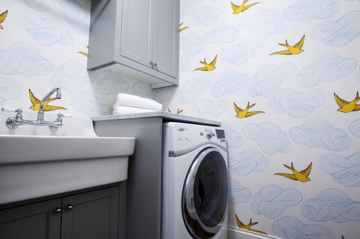 Spectacular  HYGEE AND WEST DAYDREAM SUNSHINE LAUNDRY ROOM