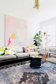 ARTIST MIRANDA SKOCZEK MELBOURNE HOME PHOTOGRAPHY LAUREN BAMFORD - HOME LIFE