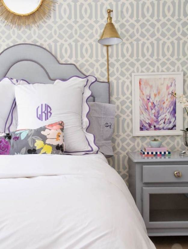 STEPHANIE KRAUS - MAKEOVER OF HER 11 YEAR OLD DAUGHTER'S ROOM
