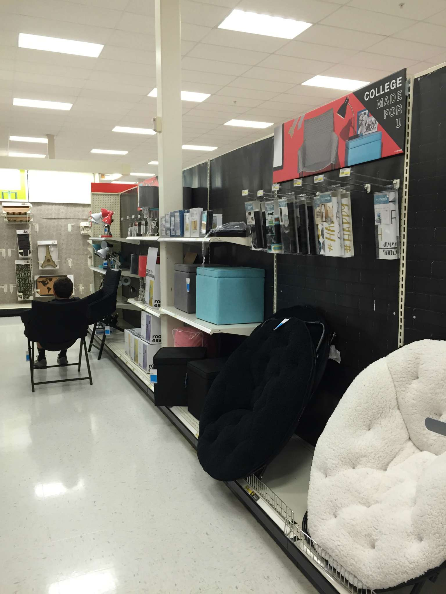 target dorm lounge chair walmart table and sets shopping top ten list