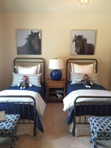 Traci Zeller Boys Room and two parts of the INSPIRATION trip tic