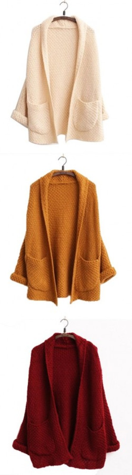 CUPSHE - THIS SWEATER IS ON MY TO-DO LIST!!!