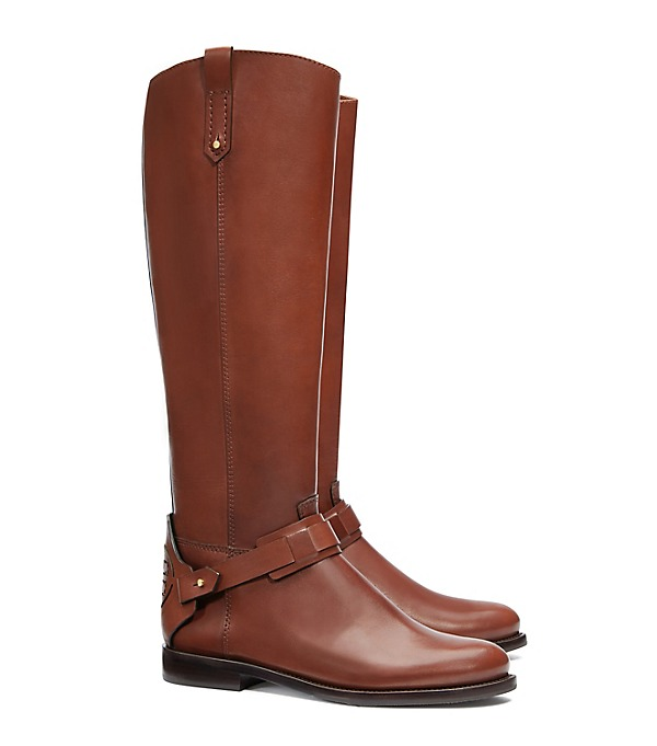 DERBY RIDING BOOT TORY BURCH