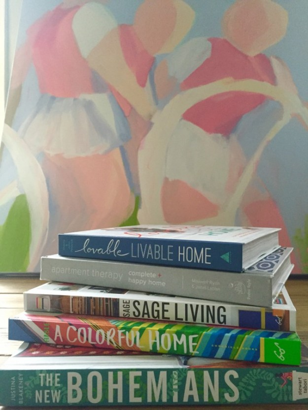 5 Great New Home Decor And So Much More Books