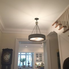 Brown Paint Colors For Living Room Idea Monday Makeover - The Southern House And ...