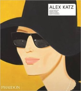 ALEX KATZ IS MY FAVORITE MODERN ARTIST - I LOVE HIM MORE THAN WORDS CAN SAY