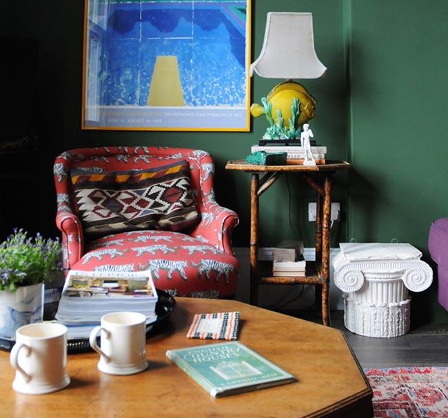 NORTH LONDON HOME - DESIGN SPONGE