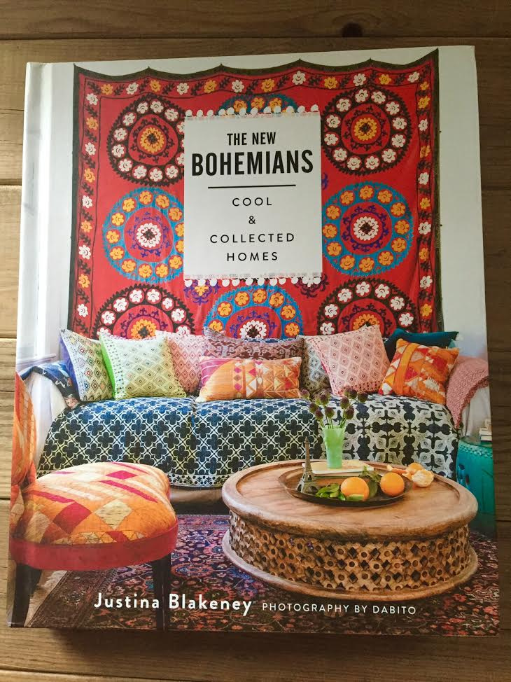 THE NEW BOHEMIAMS BY JUSTINA BLAKENEY